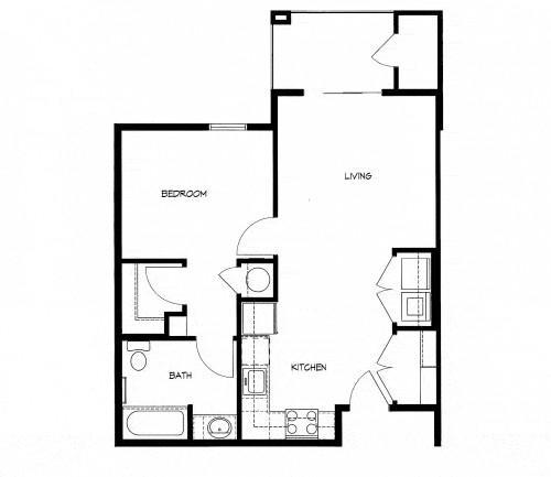Apartments In Santa Fe Nm: Casa Villita Apartments